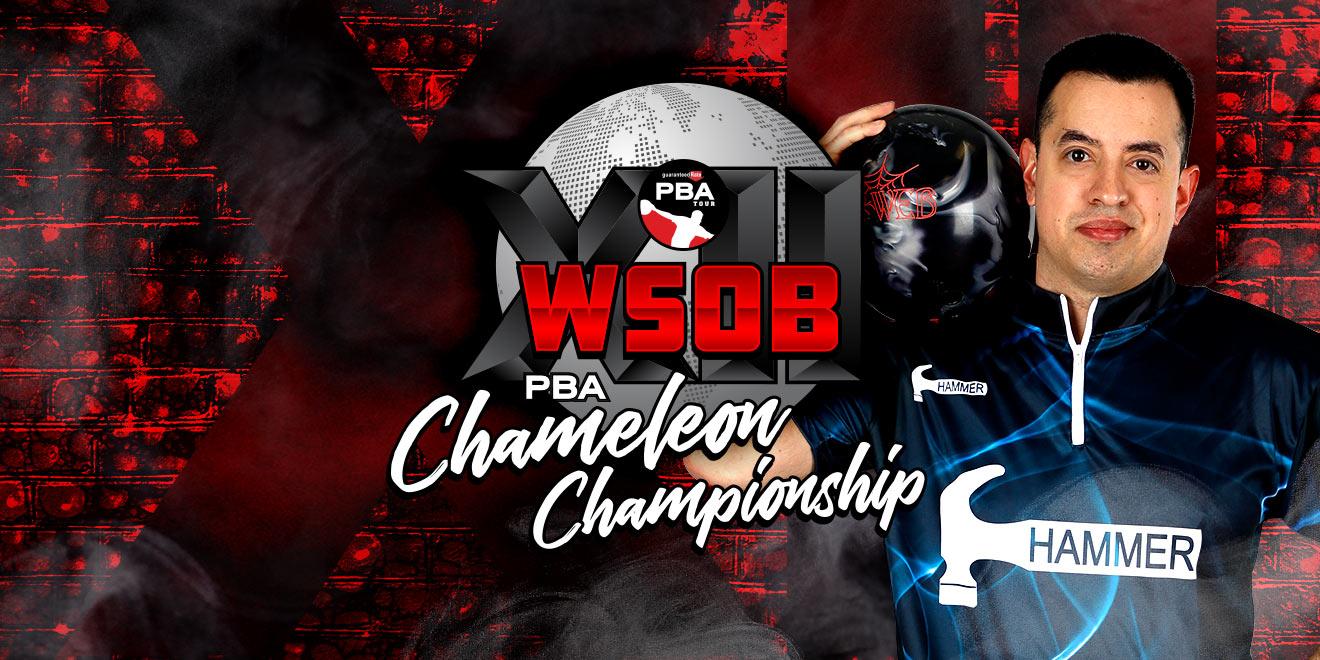 Shawn Maldonado Wins First Career Tour Title in PBA Chameleon Championship  | PBA