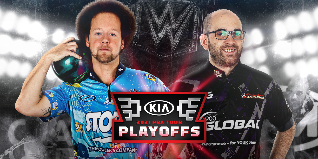 Kyle Troup and Sam Cooley Advance to Kia PBA Playoffs Championship Match
