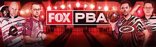 Fox Logo and PBA Logo