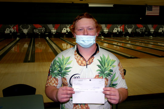 Anthony Neuer Wins PBA AMF Strathmore Lanes Open for First PBA Regional Title