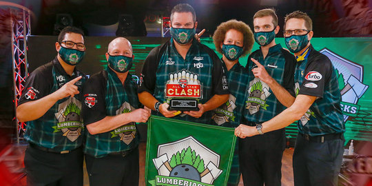 Wes Malott Wins for the Portland Lumberjacks in the First-Ever PBA League All Star Clash-Global Hero