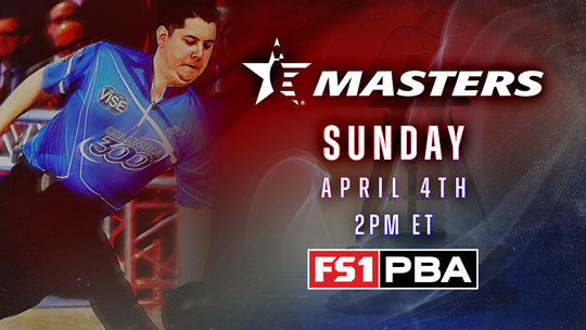 2021 USBC Masters Begins Next Week