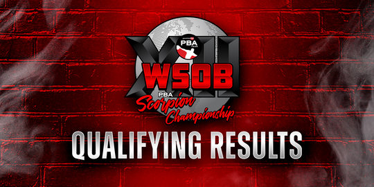 WSOB XII Scorpion qualifying