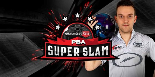 Guaranteed Rate PBA Super Slam Player Spotlight: François Lavoie