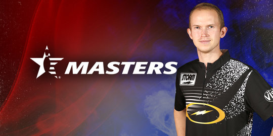 Thomas Larsen Wins USBC Masters, Earns Berth in PBA Super Slam