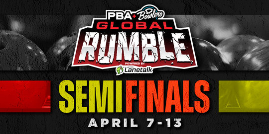 Semi-Finals Start Today in First-Ever PBA Bowlero Global Rumble Powered by Lanetalk - Global Hero